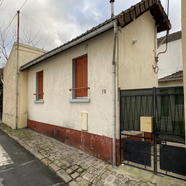 Offres de location Maison Pierrefitte-sur-Seine 93380